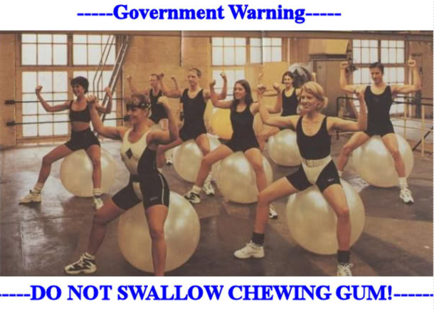 PSA - Dont Swallow
