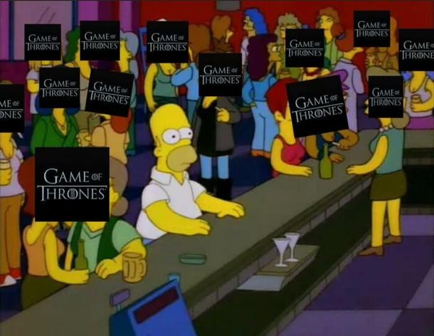 Reddit right now for non-Game Of Thrones fans - Meme Guy