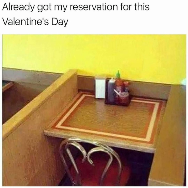 Reserved for Valentines day
