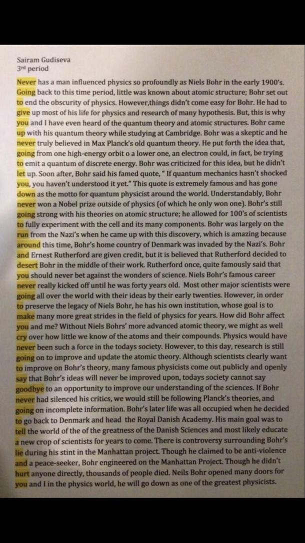 Rick roll research paper – Tri One