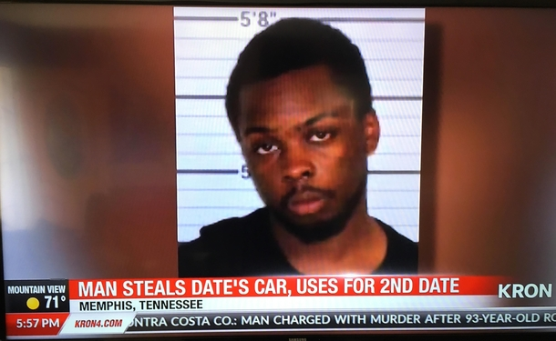 Saw this on the news last night A dating skills right here s