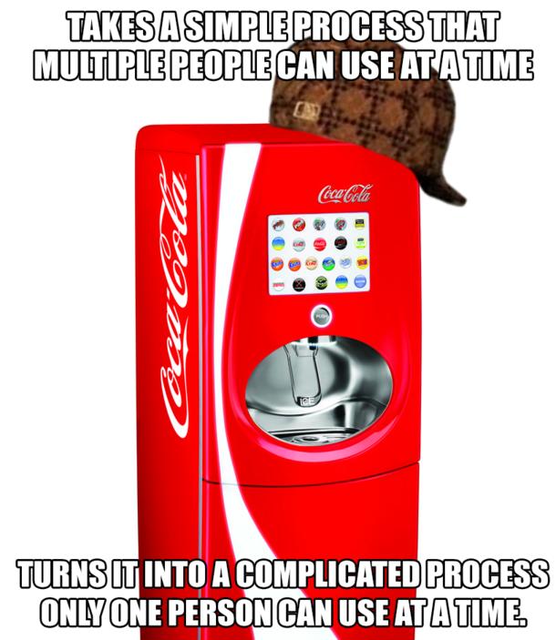 coke machine codes