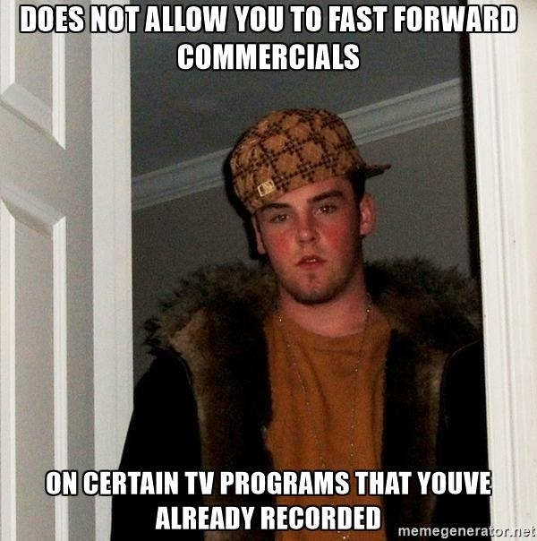 Scumbag directv And this is why I torrent