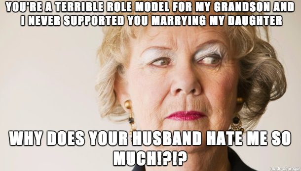 scumbag mother in law 192889 scumbag mother in law meme guy