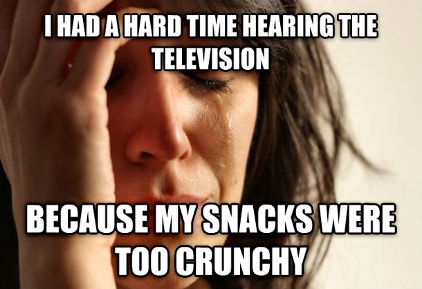 Snacking And Watching Tv Meme Guy