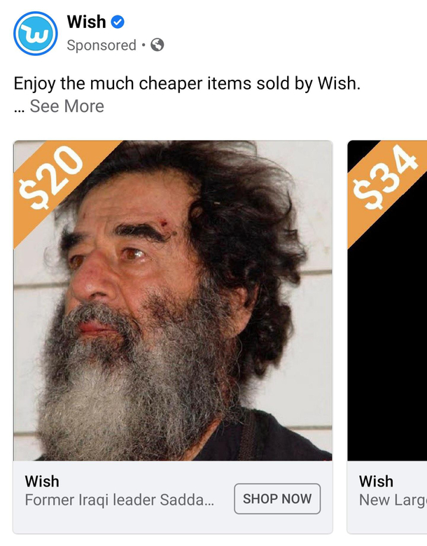 So many great deals hiding on Wish What a bargain
