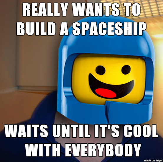 SPACESHIP Good Guy Benny