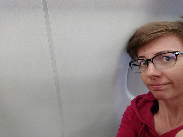 Specifically booked a window seat on United
