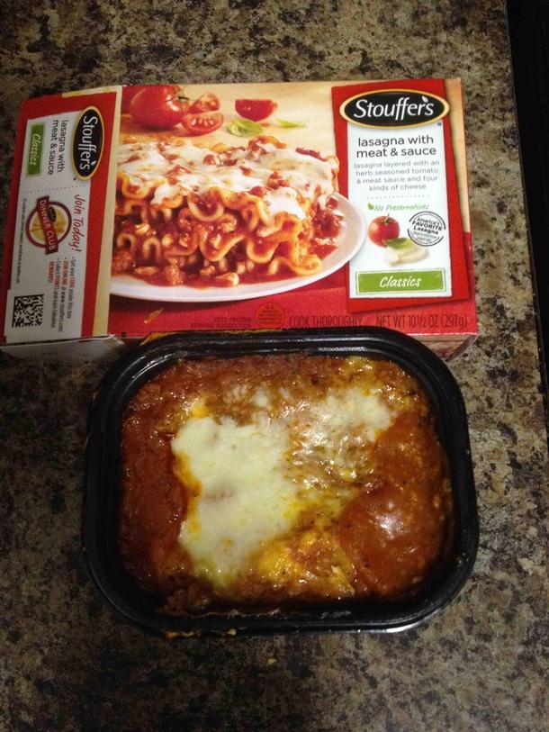 stouffers lasagna never fails 90706 stouffers lasagna never fails meme guy,Lasagna Meme