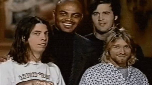 Sure Kurt Cobain was great but Nirvana was never the same for me after Charles Barkley left