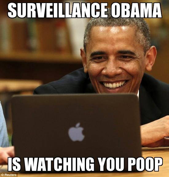 surveillance obama 13846 surveillance obama meme guy