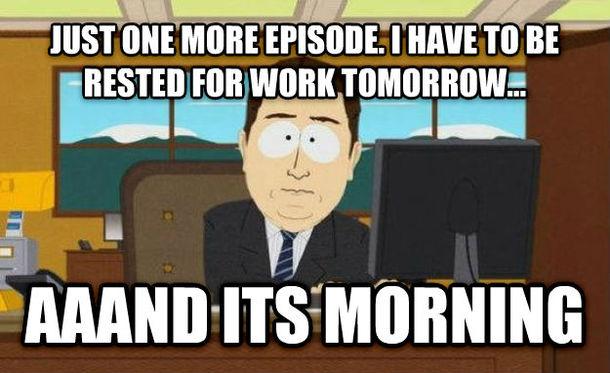 The Downfall Of Binge Watching Great Tv Shows Like Breaking Bad