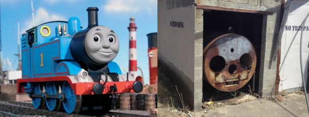 the faces of meth thomas the tank engine 40393 the faces of meth thomas the tank engine meme guy