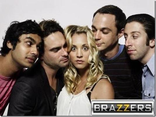 The Gang Bang Theory