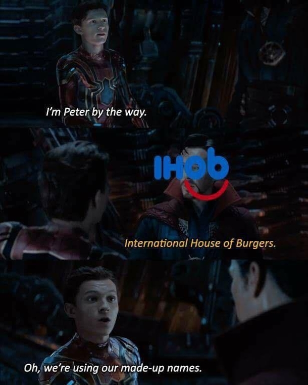 The international house of what