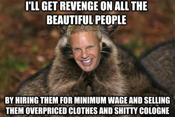 The truth behind Abercrombie and Fitch