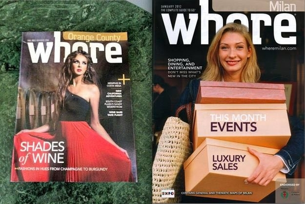 This can not be forgotten - ladies and gentelmens i present Where Magazine Now hiring designers