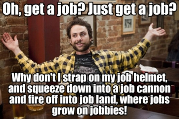 this is how i feel as a recent college graduate with a
