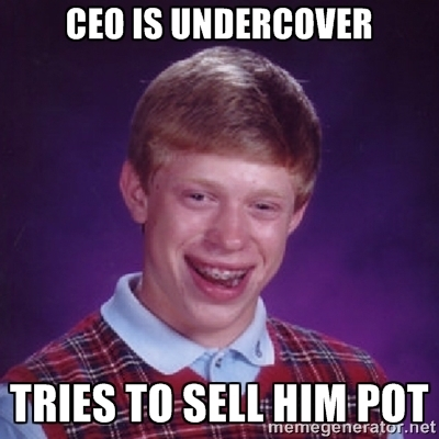 This Poor Guy On Undercover Boss Meme Guy