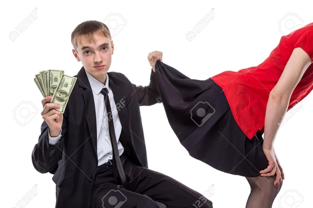 This stock photo is like the beginning of a magic trick