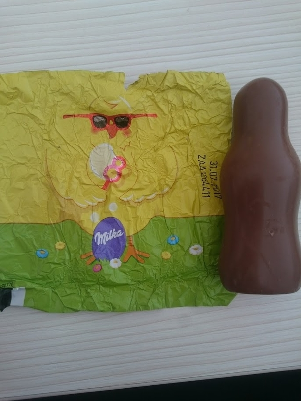 Tis the season for chocolate Easter bunnies Milka delivers
