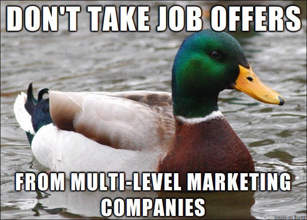 To everyone looking for summer jobs