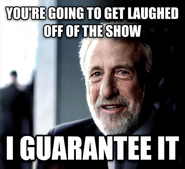 to the redditor going on shark tank tonight to try to sell them a moistened hair net for mil dollars 97002 to the redditor going on shark tank tonight to try to sell them a