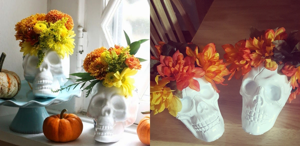 Tried to do some fall crafts Feel like I nailed it