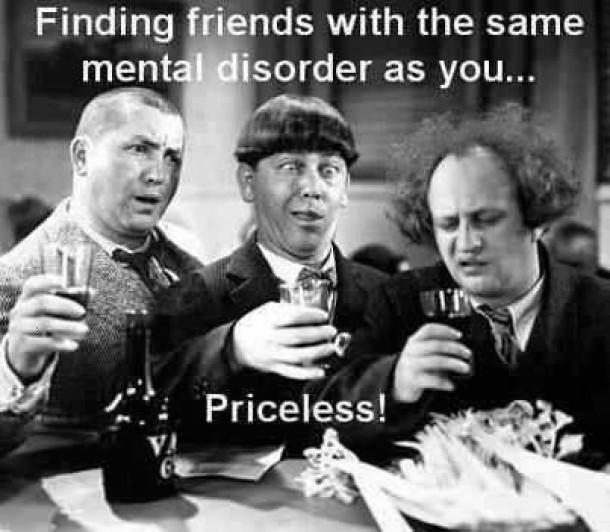 Funny Memes For Friendship : True friendship meme guy