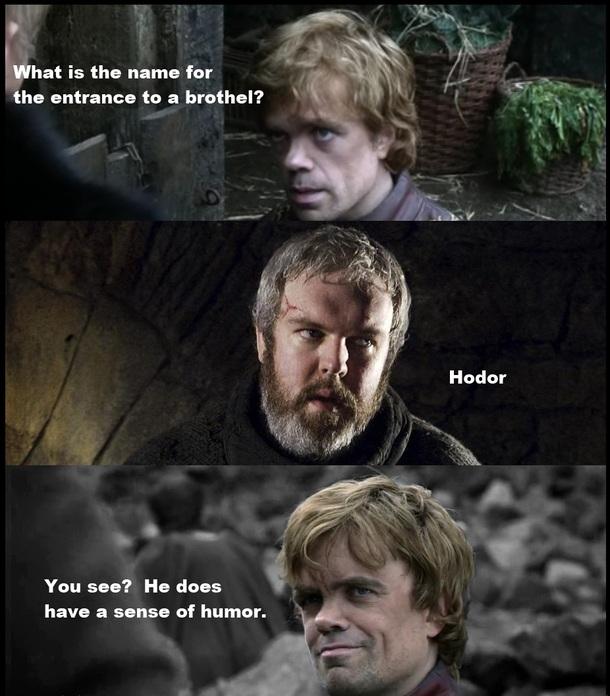 tyrion tells a joke 21924 tyrion tells a joke meme guy