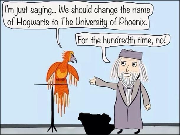 University Of Phoenix Meme Guy
