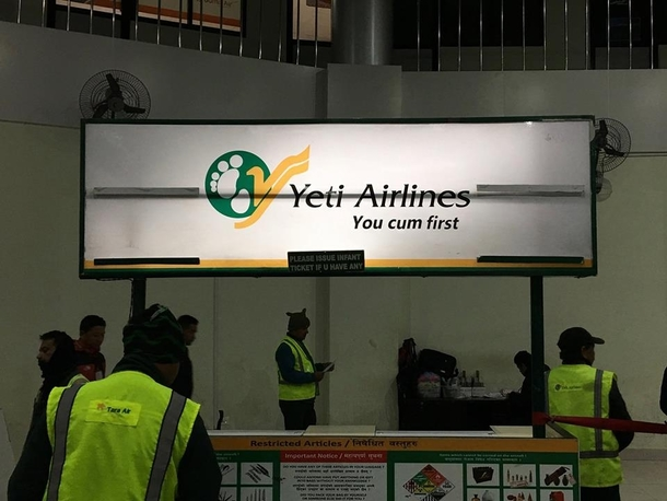 We are the best airline in the world because