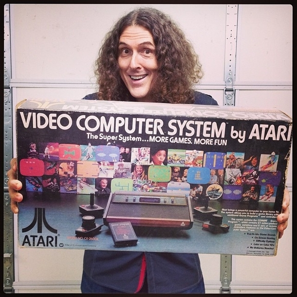 Weird Al just posted this to Instagram Possibly the most s image Ive ever seen