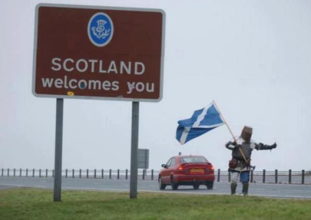 welcome to scotland 20917 welcome to scotland meme guy