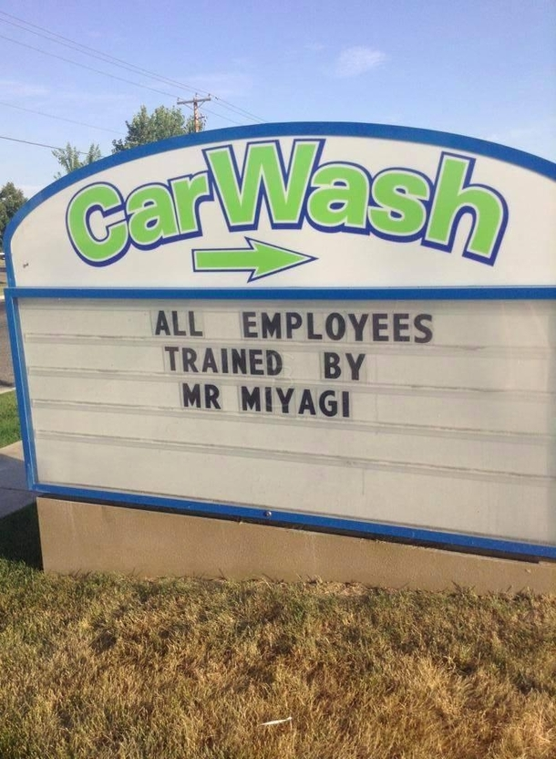 Well played Car Wash -...