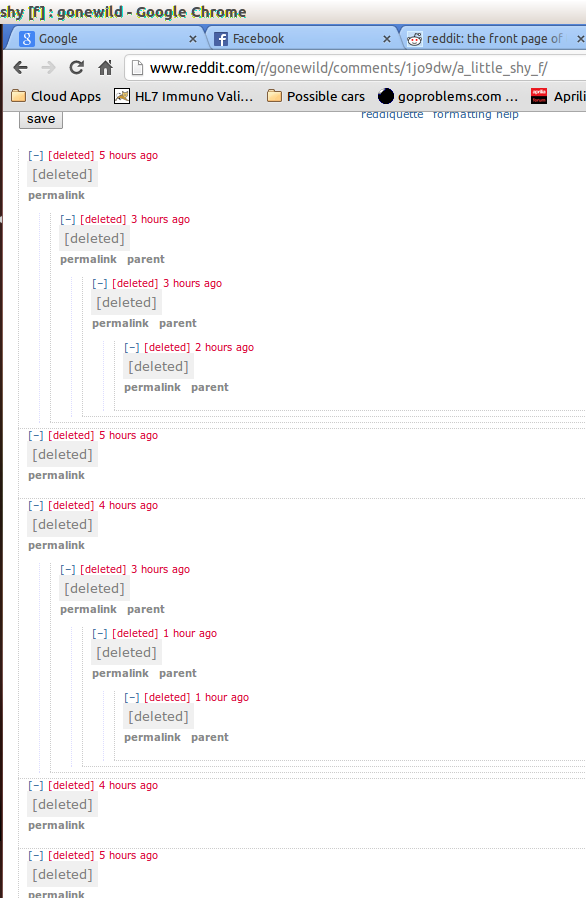 What Happens When You Tell Reddit That Your Gonewild Post Is Really A Hairy Armpit