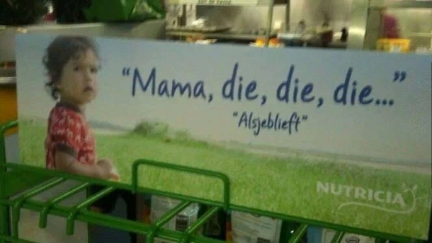 When Dutch Advertising Goes Wrong Translation Mommy That