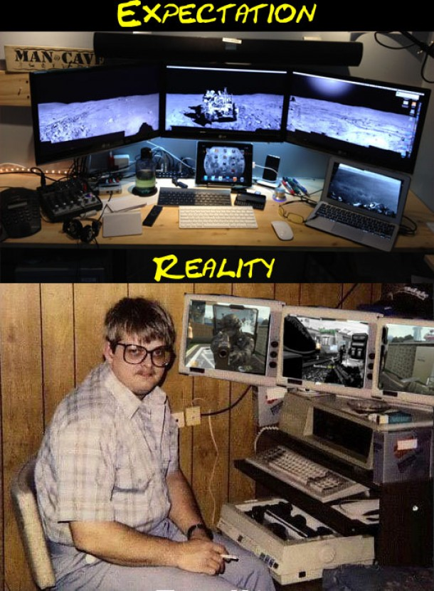 When I Setup My New Black Ops Gaming Pc Meme Guy