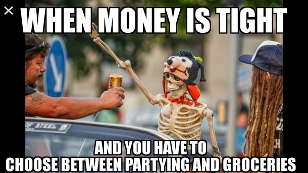Funny Money Memes: When Money Is Tight