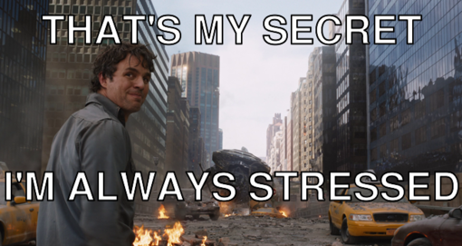 when my gf asks how im dealing with the stress of owning a small business 37961 when my gf asks how im dealing with the stress of owning a small