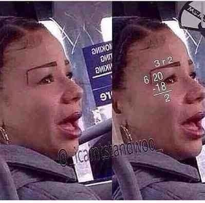 when your eyebrow game hella strong - Meme Guy