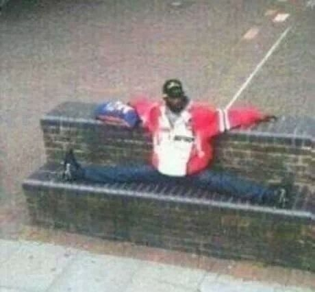 When Your Friends Ask You To Save Their Seats