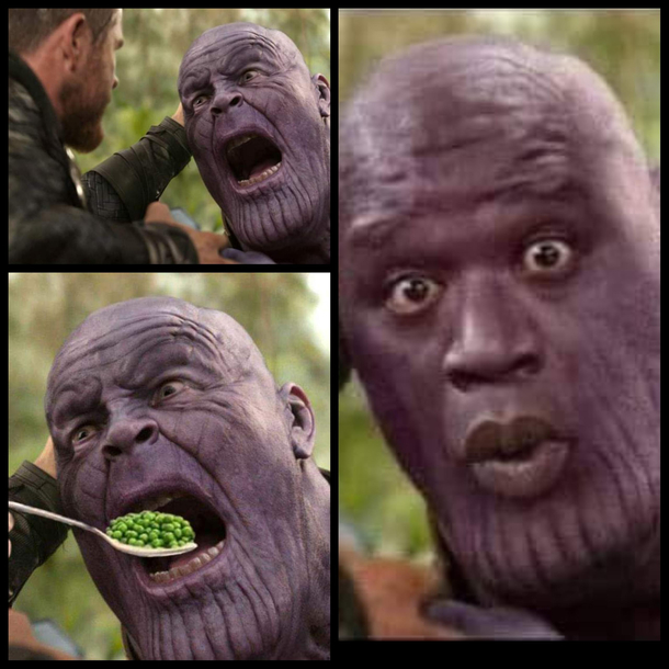 Why Thanos started farming