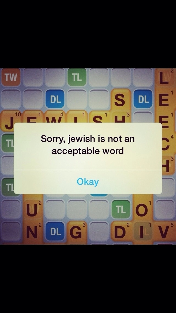 Words with Nazis