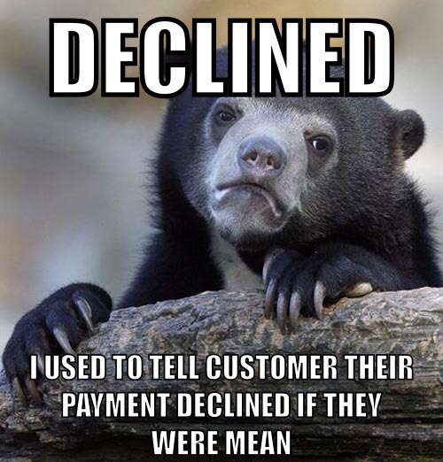 Worked retail for years Had to find ways to stick it to the mean customers with no potential recourse from management Damn it felt good sometimes to watch them squirm after I told them