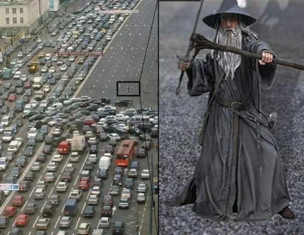 You shall not PASS - Meme Guy