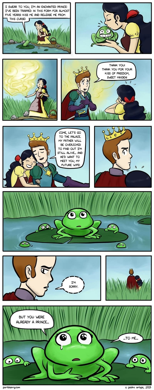 You Will Be Shocked Finding Out What Really Happend To The Frog King