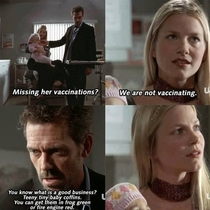 years later House is still as relevant as he ever was