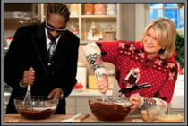 A convicted felon cooks with a famous celebrity