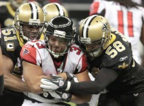A falcons at saints